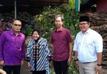 Risma dan Ketua DPRD Bali Bahas Penanganan Sampah.