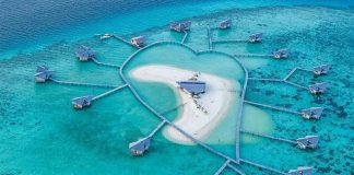 Pulau Cinta di Gorontalo.