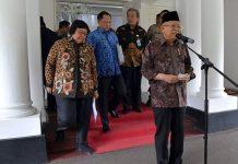 Wapres Amin: Pemerintah Akan Tutup 8 Ribuan Tambang Ilegal.