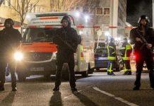 Penembakan Massal di Jerman, 11 Orang Tewas.