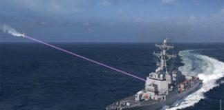 Pesawat AS Jadi Target Tembakan Laser Kapal Perang China.