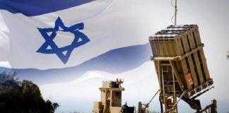 sistem pertahanan rudal Arrow Israel.