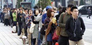 Budaya Antri Bagi Masyarakat Jepang.