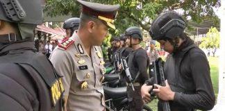 Polres Kendal Bentuk Tim Rajawali, Antisipasi Kejahatan Jalanan.