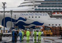 Tiga WNI Kru Kapal Diamond Princess Positif Virus Corona.