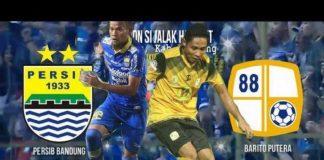 Jadwal Persib Bandung vs Barito Putera.
