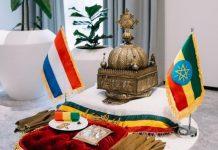 Mahkota Abad 18 Pulang ke Ethiopia Setelah Hilang di Belanda.