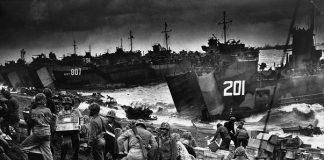 Pertempuran Iwo Jima.