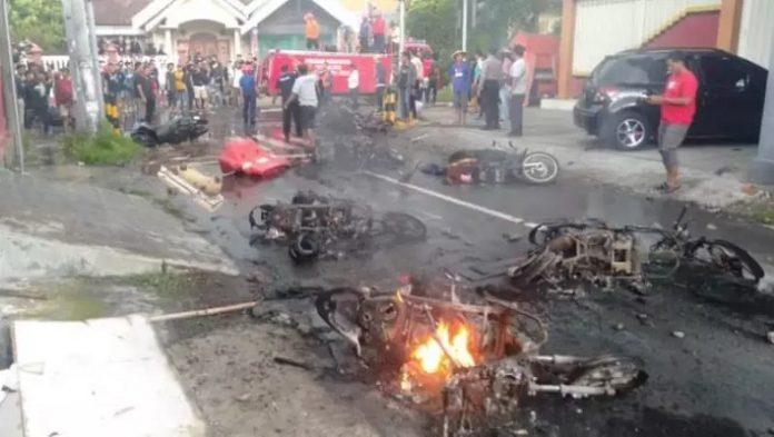 Kerusuhan Bonek vs Aremania Pecah di Blitar.