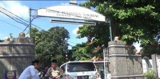 Pondok Pesantren (ponpes) Tebuireng, Jombang, Jawa Timur (Jatim).