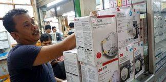 Pedagang Jual Masker Jutaan Rupiah Siap-siap Kena Sanksi.