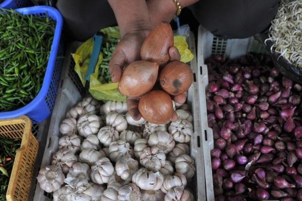 HIPMI Kecam Permendag Tentang Pembebasan Impor Bawang Putih dan Bombay.