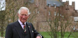 Pangeran Charles Positif Covid 19.