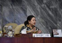 Ketua DPR RI Puan Maharani.