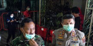 1.200 Anggota TNI-Polri Amankan Pemakaman Ibunda Jokowi.