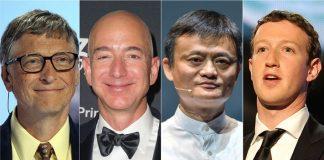 Jeff Bezos Hingga Jack Ma, Kehilangan Miliaran Dolar karena Virus Corona.