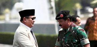 Prabowo Minta TNI Kerahkan Pesawat Ambil Alat Kesehatan ke China.