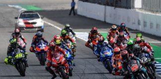 Jadwal MotoGP Berantakan Imbas Pandemi Virus Corona.