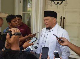 Ketua DPD RI LaNyalla Mahmud Mattalitti.