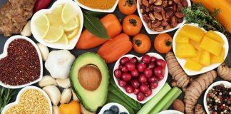Ilustrasi Makanan Sehat.