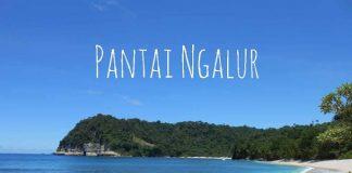 Destinasi Wisata Pantai Ngalur, Surga Tersembunyi di Tulungagung.