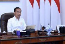 Presiden Jokowi: Fokus Kita Mencegah Meluasnya Covid-19.