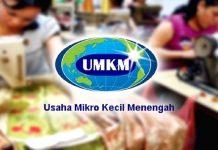 Ilustrasi UMKM.