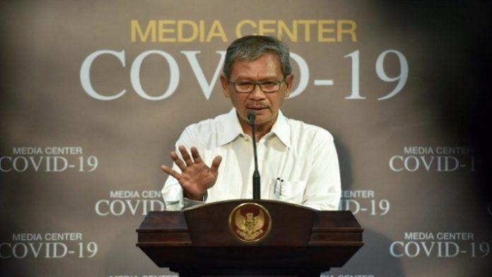 Satu Pasien Positif Virus Corona di Indonesia Meninggal Dunia.