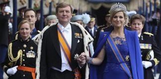 Raja Willem Alexander dan Ratu Maxima Belanda.