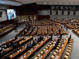 DPR Batasi Anggota dan Wartawan yang Hadir di Rapat Paripurna.