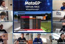 Hasil Lengkap Balapan Virtual MotoGP.