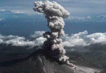 Gunung Merapi Erupsi, Tinggi Kolom Abu 5 Km.