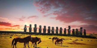 Easter Island, Chili.