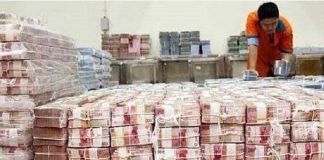 Utang Luar Negeri Indonesia Capai Rp6.000 Triliun.