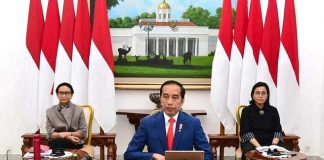 Presiden Jokowi Alokasikan Rp405 Triliun Tangkal Corona.