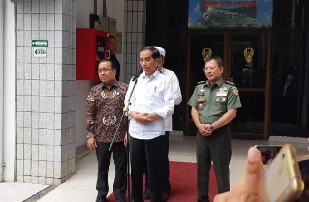 Presiden Jokowi Ingin Ada Evaluasi Total Dana Otsus Papua.
