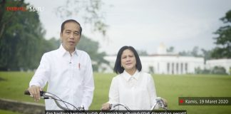 Presiden Jokowi dan Ibu Negara Dinyatakan Negatif Covid-19.