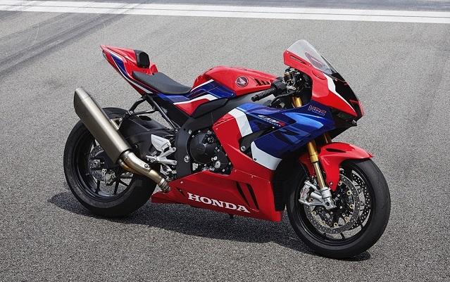 Honda CBR1000RR-R FIREBLADE SP.