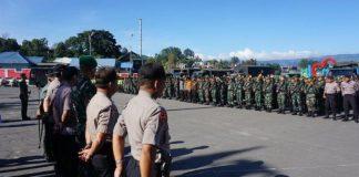 Kunjungan Raja Belanda, Pasukan Pengaman VVIP Disiagakan.