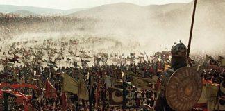 Ilustrasi Perang Badar.