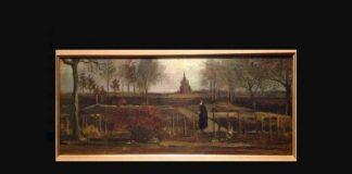 Lukisan Van Gogh Dicuri dari Museum Belanda.