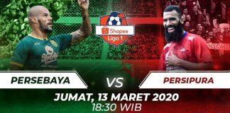 Prediksi Pertandingan Liga 1 2020 Persebaya vs Persipura.