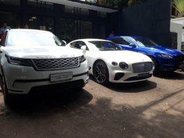 Jaguar, Land Rover, dan Bentley Tak Hengkang dari Indonesia.
