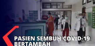Kabar Baik, 15 Orang Pasien Covid-19 di Papua Sembuh.