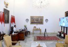 Jokowi Minta Percepatan Padat Karya Tunai untuk Jaga Daya Beli Masyarakat Pedesaan.
