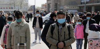 China Mengheningkan Cipta Kenang Korban Virus Corona.