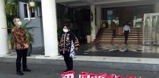 Pemkot Surabaya Terima 10.000 Paket Sembako Dari Presiden.