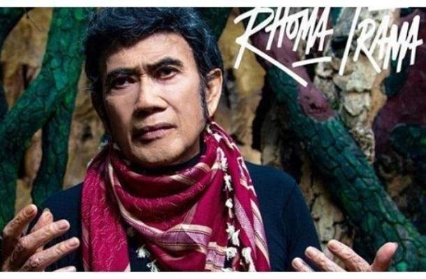 Lagu Virus Corona Rhoma Irama Trending di YouTube.