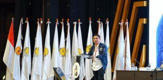 Ketua Umum Badan Pengurus Pusat Himpunan Pengusaha Muda Indonesia (BPP HIPMI) Mardani H Maming.