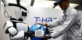 Penggunaan Robot Makin Meningkat Imbas Covid-19.